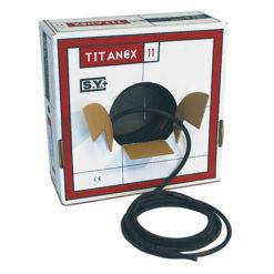Titanex Neopreen Cable rullo da 100 m3 x 1,5 mm2