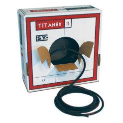 Titanex Neopreen Cable rullo da 100 m/3 x 2,5 mm2