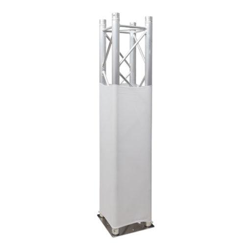 Truss Stretch Cover, White 300 cm