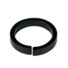 Truss protectionring Nero, per tubi da 48-52mm