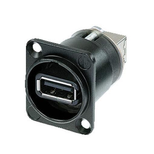 USB D-Chassis Alloggiamento nero