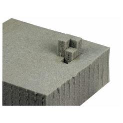 Universal Foam Foglio: 1,2m x 0,6m, 5cm