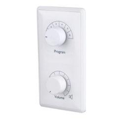 VPC-12 controller programmi & volume integrato da 12W