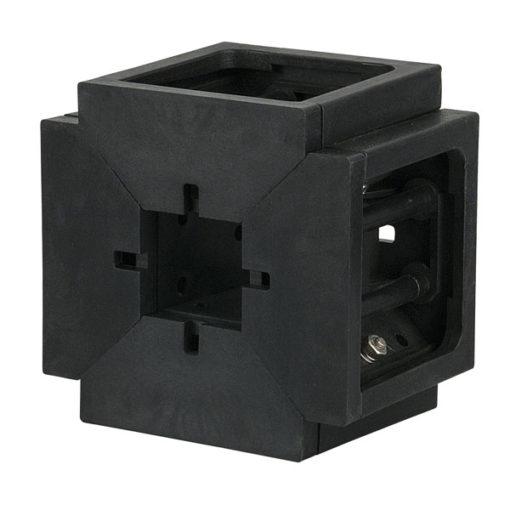 WMS-BB Staffa nera per 4 altoparlanti WMS-40
