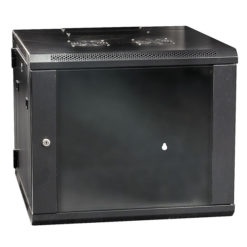 Wallmount Server Rack Mobiletto 9U, 600 x 600 x 500mm (LxPxH)