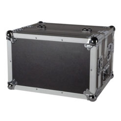 "Wireless Microphone Case 1 striscia da 19"" 3U con cassetto"