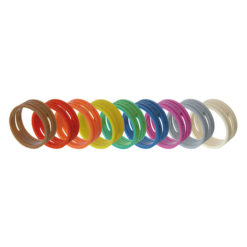 XX-Series colored ring Marrone