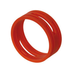 XX-Series colored ring Rosso
