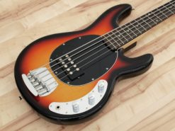 DIMAVERY MM-505 E-Bass, 5-string, sunburst