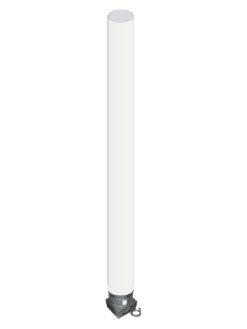 EUROLITE Air Tube 5m white