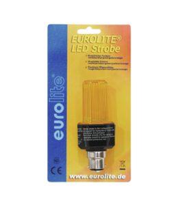 EUROLITE LED Strobe B-22 yellow