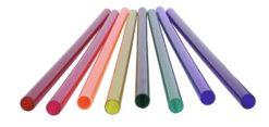 EUROLITE Red Color Filter 119cm for T8 neon tube