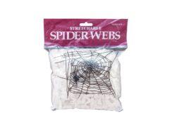 EUROPALMS Halloween spider web white 50g UV active