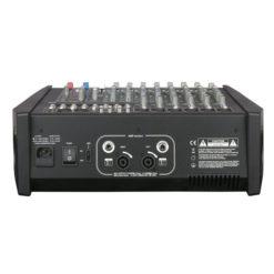 GIG-1000CFX Mixer live a 12 canali, comprensivo di dinamiche, DSP e amplificatore da 1000W