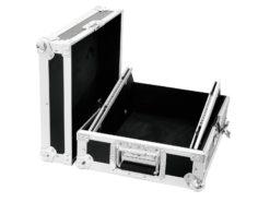 ROADINGER Mixer Case Road MCB-12 sloping 8U bk