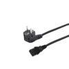 1.2m Schuko - IEC Cable