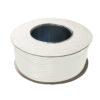 100m 2 Core 0.75mm 100V Speaker Flex (White Sheath)