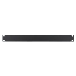 1U 19'' Plain Rack Panel (R1268/1UK)