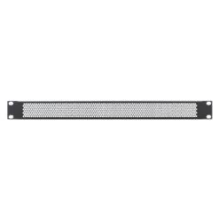 1U 19'' Vented Rack Panel (R1286/1UVK)