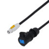 1m 2.5mm PowerCON - 16A Female Cable