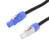 1m Neutrik PowerCON Cable Lead - 2.5mm H07RN-F