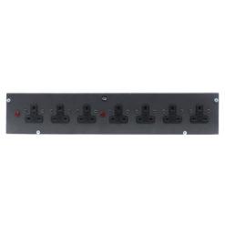 2U 19'' Rack Mount 16A 13A Distributor (PD7-16UK)