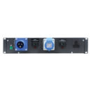 2U 19'' Rack Mount 16A 13A Distributor (PD7-16UK)