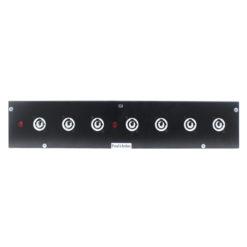 2U 19'' Rack Mount 16A Powercon Distributor (PD7-16PC)