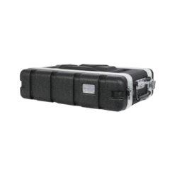 2U Short ABS Rack Case
