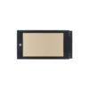 6U Smoked Polycarbonate Rack Door (R8450/06)