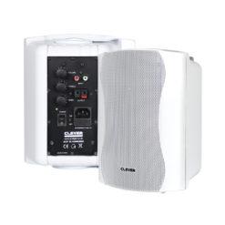ACT 35 White Powered Speakers (Pair)
