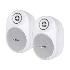 BGS 20T White 100V Speakers (Pair)