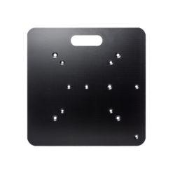 BS450 Multi Base Plate 450 x 450 x 5mm Black F31-F34; F22-F24 (No Conicals)