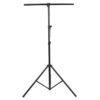 Black 3 Section Lighting Stand