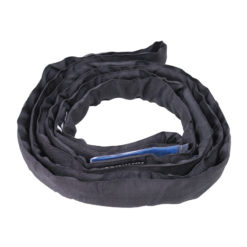 Black Round Sling 2 Ton WLL, Working Length 2m