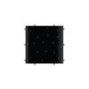Black Starlit 2ft x 2ft Dance Floor Panel (4 sided)