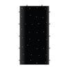 Black Starlit 2ft x 4ft Dance Floor Panel