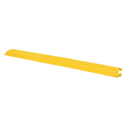 CP 140Y Drop Over Cable Ramp Yellow