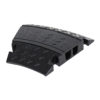 CP 230CB 2 Channel Cable Ramp 30 Degree Corner (Black Lid)