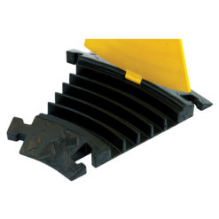 CP 535C 5 Channel Cable Ramp 30 Degree Corner
