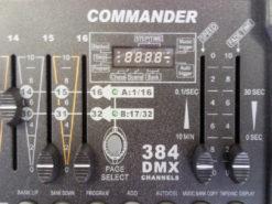 Commander 384