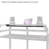 DJ Booth Laptop Shelf