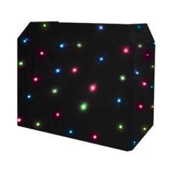 DJ Booth Quad LED Starcloth System