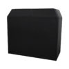DJ Booth Replacement Lycra - Black