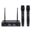 DM 800H Twin Handheld UHF System (863.0Mhz-865.0Mhz)
