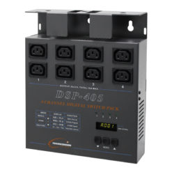 DSP 405 DMX Switch Pack