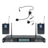 DTM 600 Twin Beltpack Diversity System (606.0Mhz-614.0Mhz)