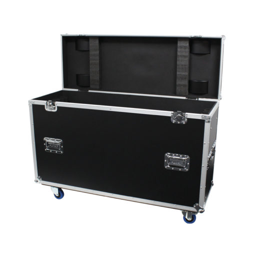 Dance Floor Flightcase - 8pcs 4 x 2ft