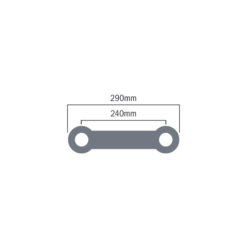F32 PL 2.0m Ladder (F32200PL)