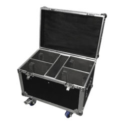 Fusion 100 Spot and 120 Zoom Flightcase